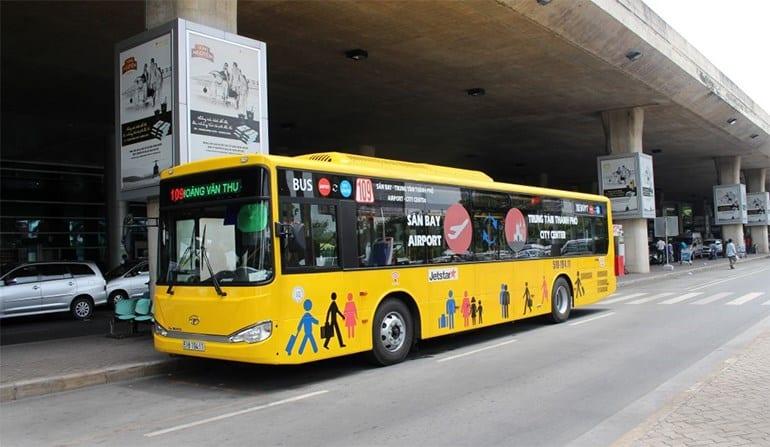 109 Airport Bus