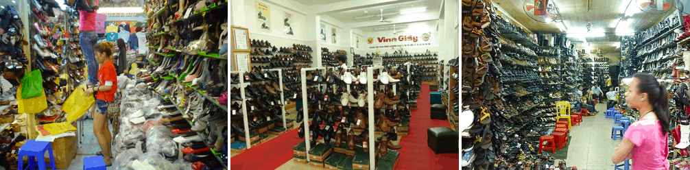 Shoes in Ho Chi Minh City
