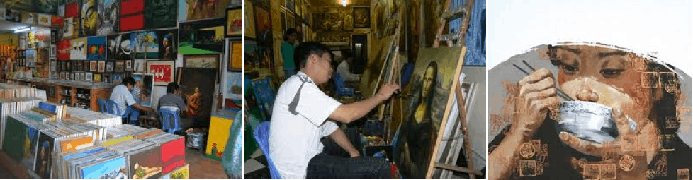 Paintings Ho Chi Minh City