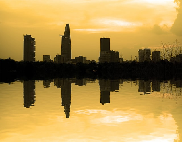 The Saigon Sunset