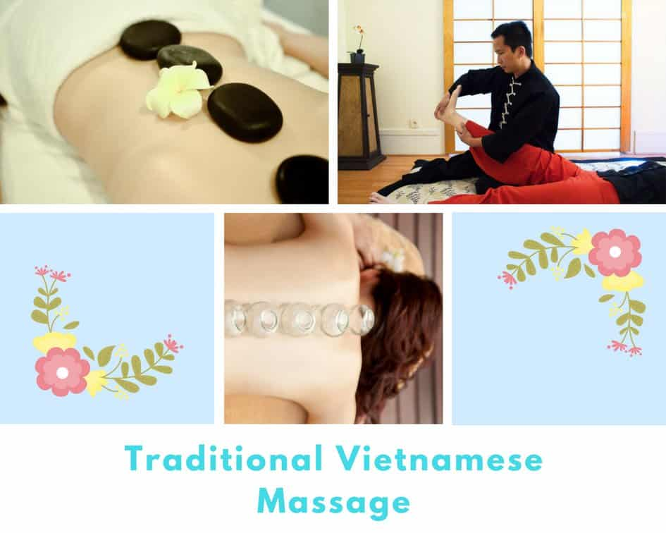 Traditional massages in Vietnam