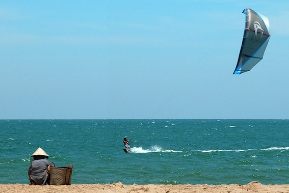 Mui Ne Beach and water Sport
