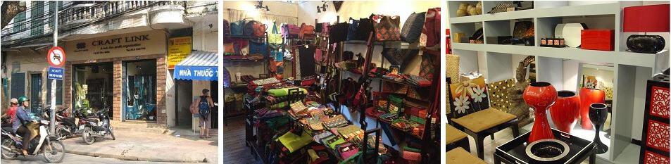 Hanoi Shops