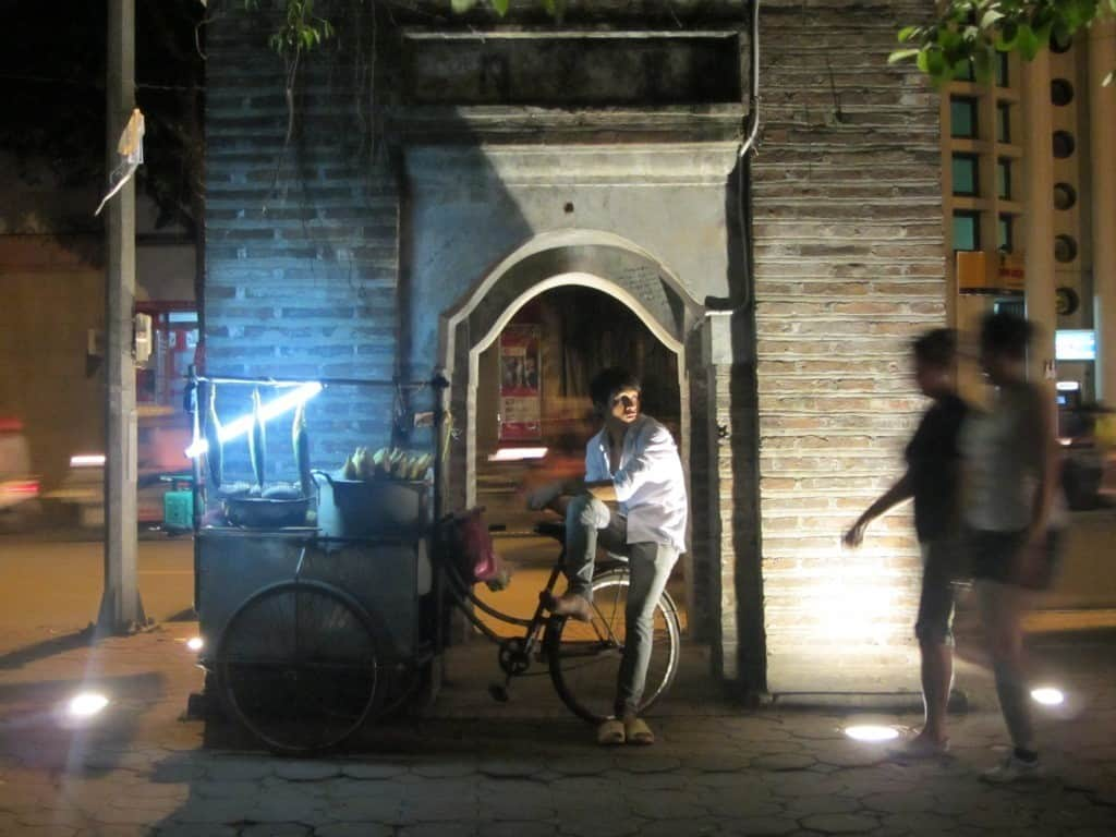 Even at night, Hanoi is safer than most cities in the West