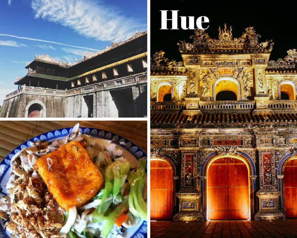 Ancient temples, buildings, compounds and foods to explore in Hue Vietnam itinerary