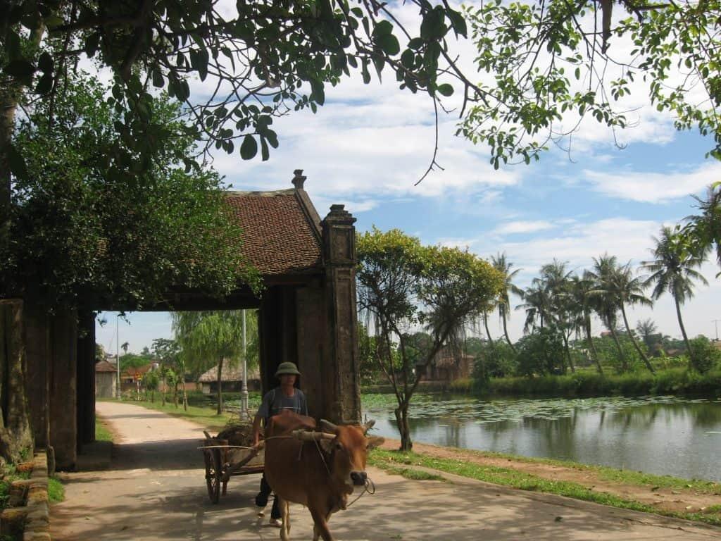 Duong Lam village, Hanoi day trips, Vietnam