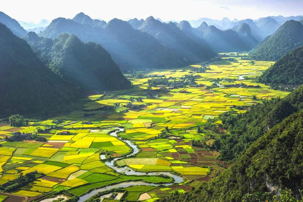 Bac Son Valley, Hanoi day trips, Vietnam