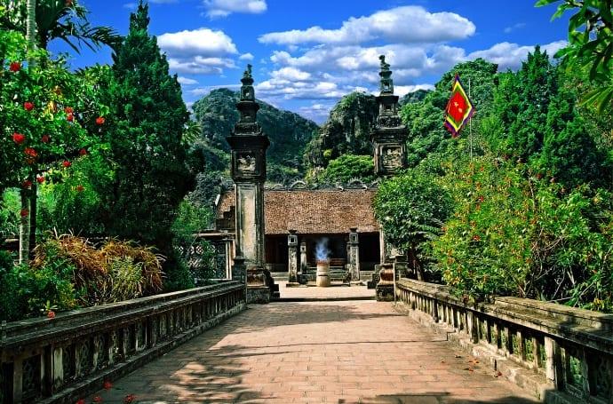 Hoa Lu Citadel, Hanoi day trips, Vietnam