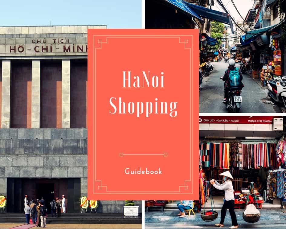 Shopping in Hanoi Guide