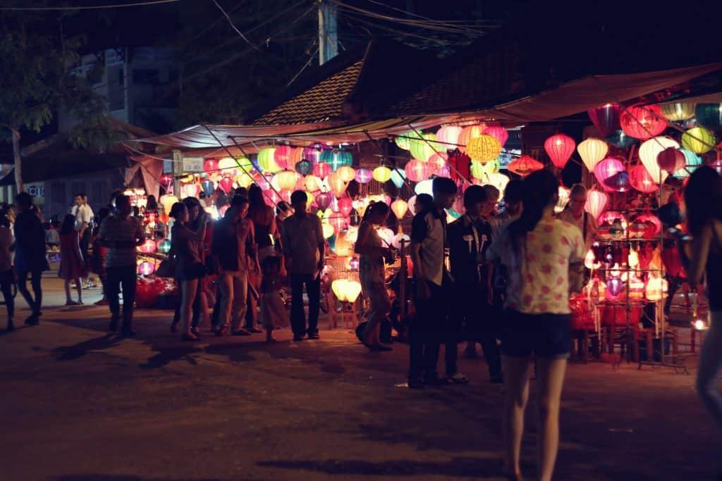 Hoi An Lantern Market