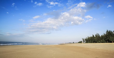 Ho Tram Beach