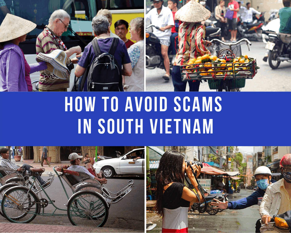 Avoid scams in South Vietnam