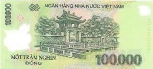 money in Vietnam