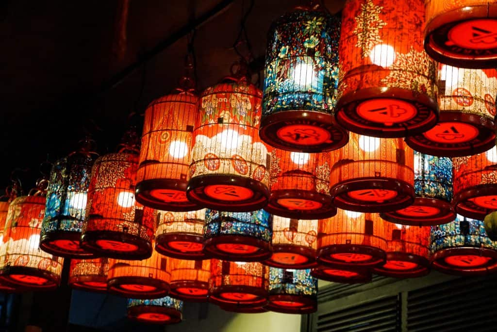 Silk Lanterns in Hoi An