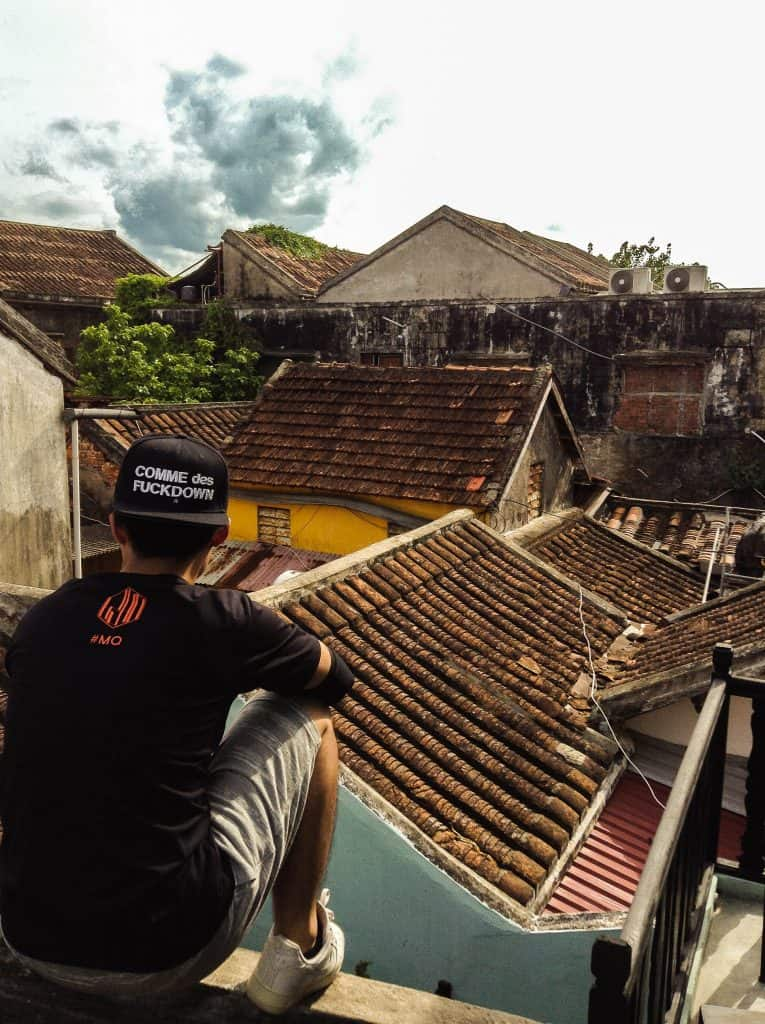 Hoi An from the rooftops