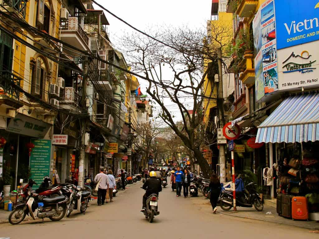 Vietnam Itinerary