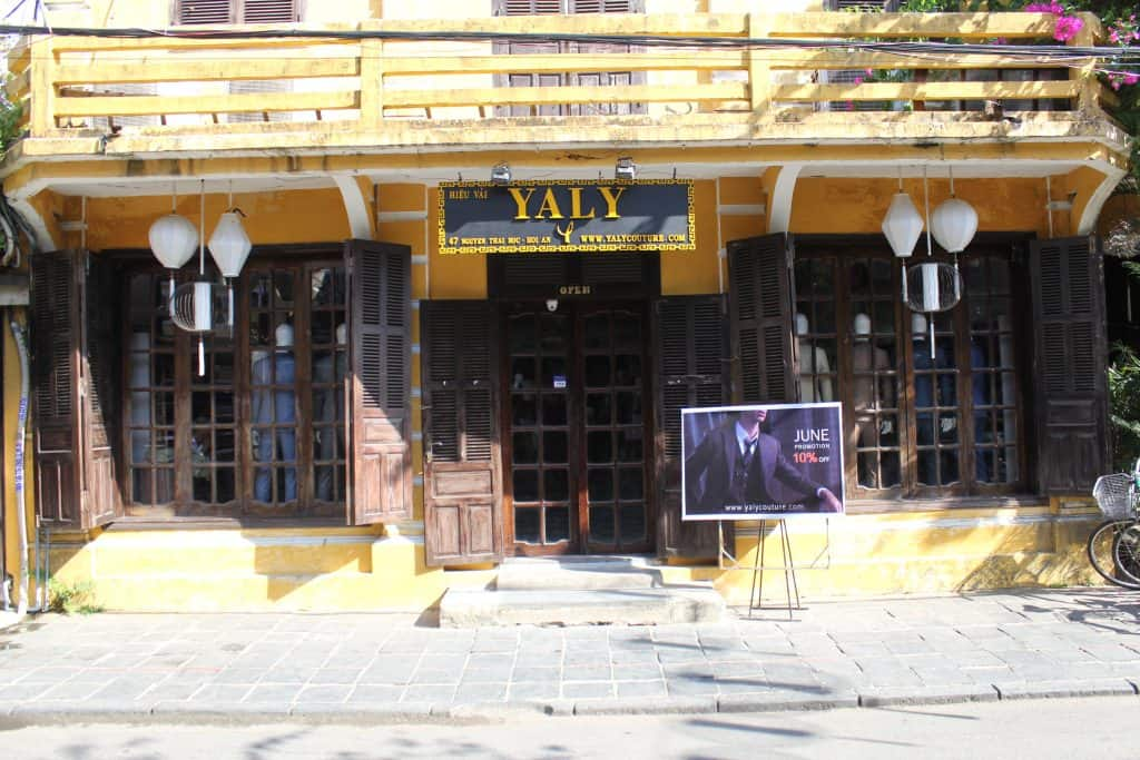 Is Yaly Couture the best tailor in Hoi An?
