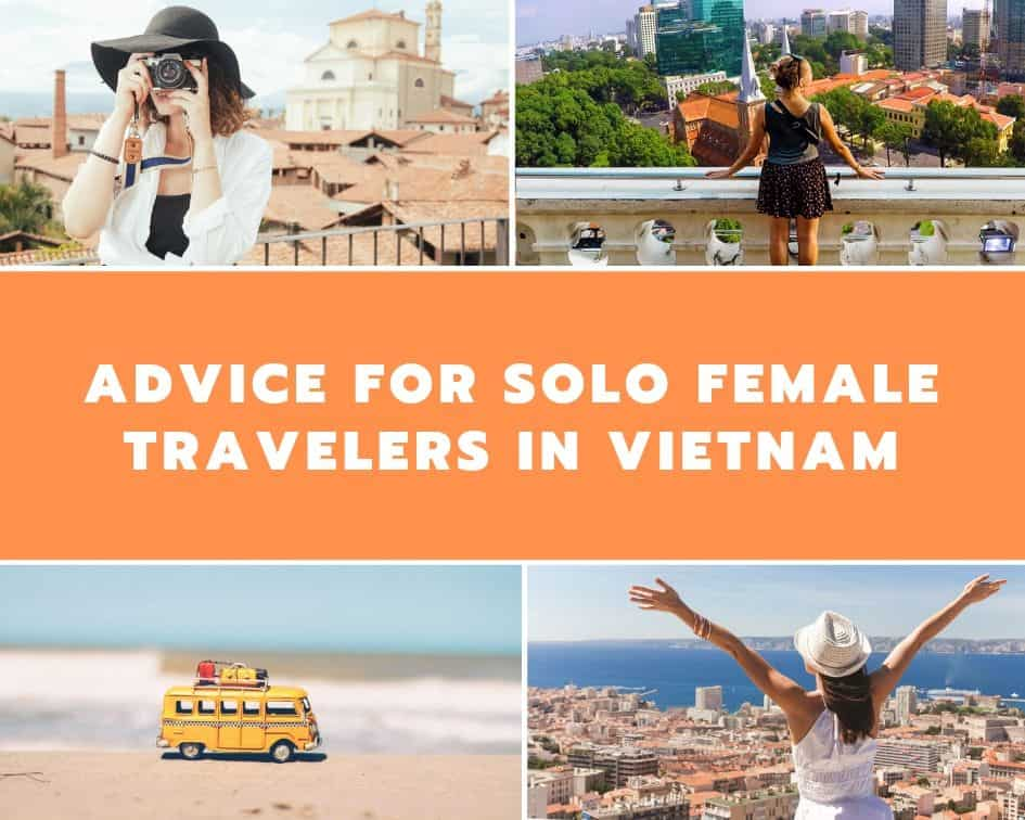 women traveling alone in Vietnam
