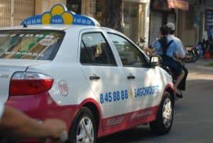 Vietnam Taxi Companies