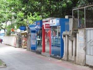 Urban Vietnam ATMs