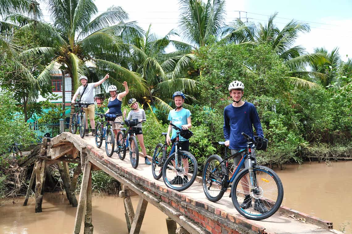 Mekong Delta Bicycle Tour