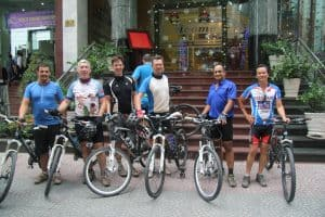 Exploring Ho Chi Minh City by Bike