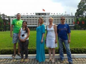 Saigon Landmark
