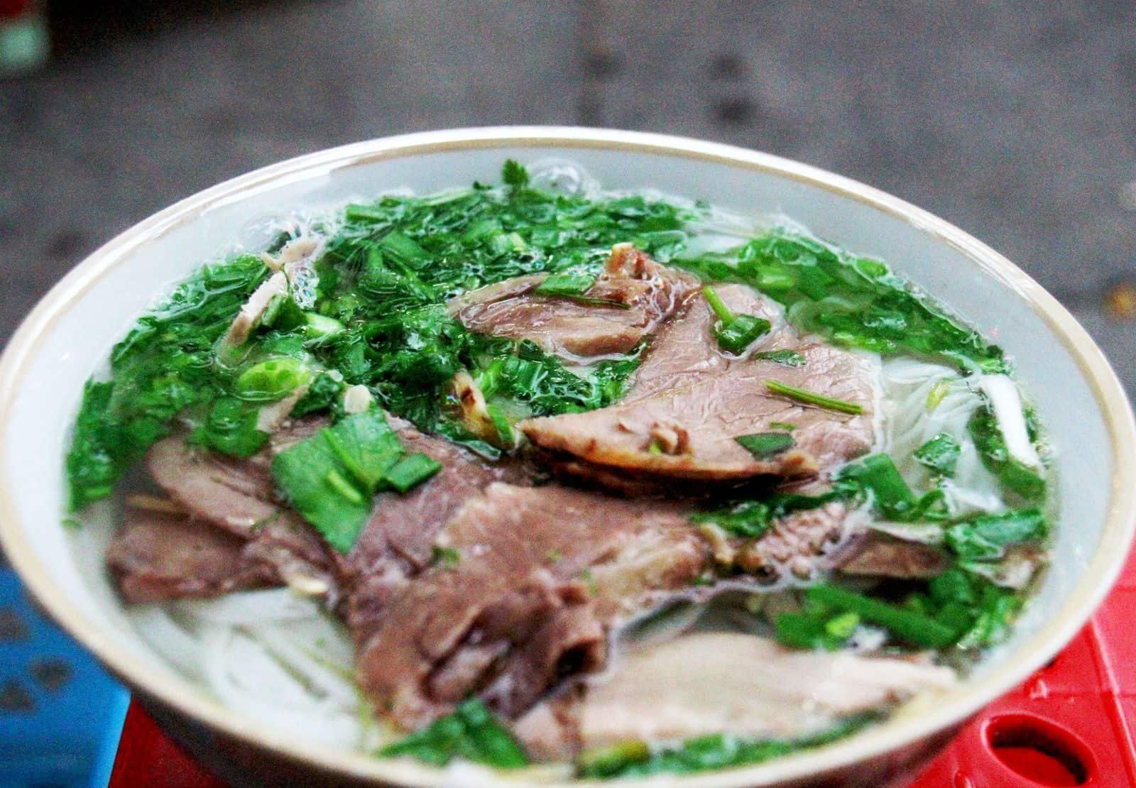 Traditional Vietnam food