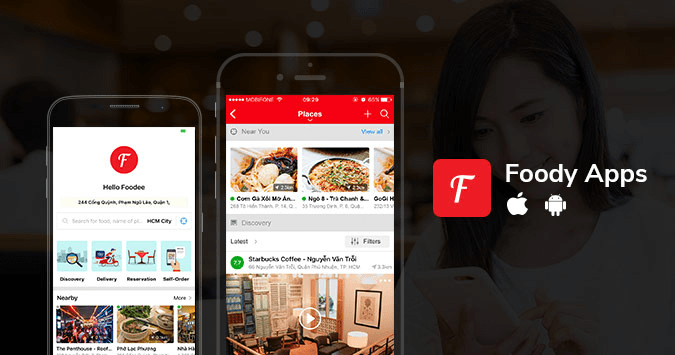 Foody app phone