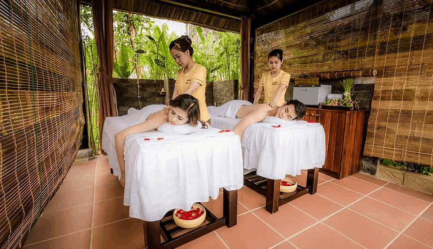 Massage Hoi An